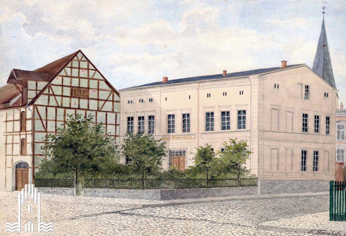 Ferdinand Treuholz - Höhere Töchterschule