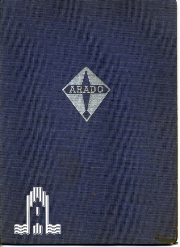 Arado-Zeugnis