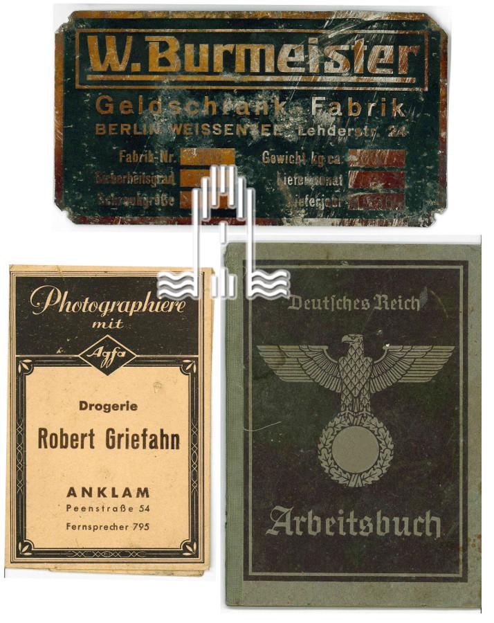 Zeitdokumente, 1940er Jahren