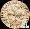 Abdruck des  Anklamer Stadtsiegels von 1284